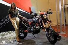 Modifikasi Honda Crf150l by Modifikasi Honda Crf150l Bergaya Supermoto Menggoda