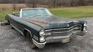 Needs A Top 1966 Cadillac Eldorado