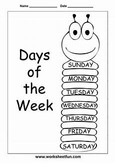 worksheets days of the week 18823 days of the week 3 worksheets free printable worksheets worksheetfun