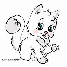 fertig ausgemalte katze kostenlose ausmalbilder