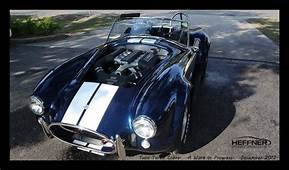 2013 Shelby Cobra Twin Turbo Project By Heffner