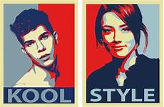 Create Your Portrait In Pop Poster Style For 15