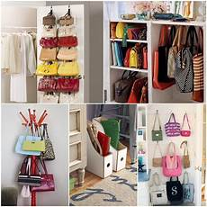 17 Clever Handbag Storage Ideas And Solutions Amazing