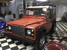 auto body repair training 1988 land rover range rover head up display 1988 land rover defender 90 outback garage