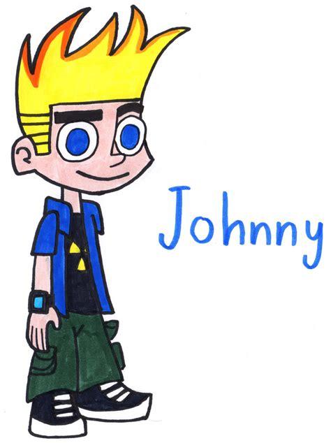 Johnny Test Fan Art