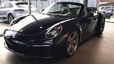 porsche 911 decapotable 2018 porsche 911 4s cabriolet
