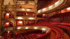 seating plan grand opera house belfast grand opera house belfast seating chart circle