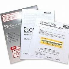 microsoft office home and business 2010 oem版 開封済み office