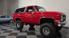 3459 Atl 1991 Chevy Blazer K5