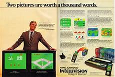 ad console intellivision the dot eaters