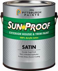 sun proof 174 interior paints