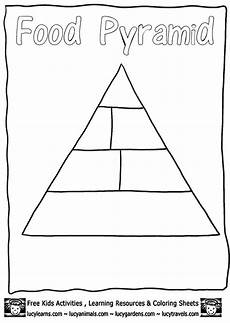 food pyramid template for kids search education food and nutrition pinterest food