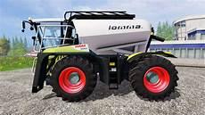 Malvorlagen Claas Xerion Java Claas Xerion 4000 Saddletrac V1 6 For Farming Simulator 2015