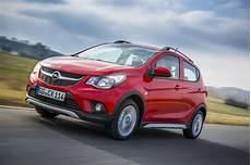 Opel Karl Vauxhall Viva Rocks Rendered Rugged And