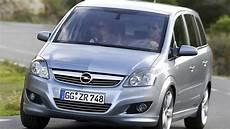 Gebrauchtwagen Check Der Opel Zafira Ist Ein Fast