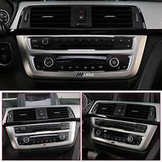 auto air conditioning repair 2002 bmw 3 series security system for bmw f30 f34 3 series gt car styling air conditioning cd panel decorative cover trim auto
