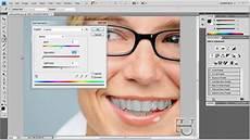 Tutoriel Photoshop Comment Rendre Les Dents Blanches