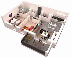 25 more 2 bedroom 3d floor 25 more 2 bedroom 3d floor plans house plans small