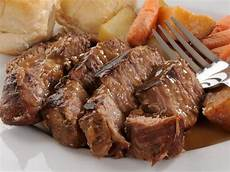 rinderbraten rezept einfach easy crock pot easter roast beef recipe cdkitchen