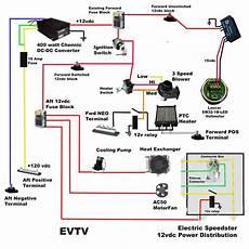 Speedster Pictorial Diagrams Evtv Motor Verks