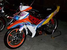 Modif Fiz R by Modifikasi Yamaha Fiz R Keren Berbagai Style Go Goblog