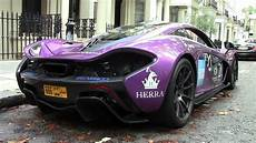 mclaren p1 purple purple mclaren p1 from oman in