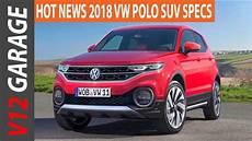 Vw Polo Suv - 2018 vw polo suv news rumors and redesign