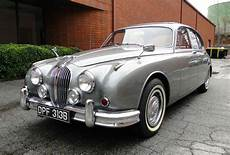 1964 Jaguar Mk2 4 Speed With Overdrive For Sale On Bat