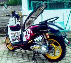 Babylook Scoopy Fi by Gambar Motor Scoopy Modif Impremedia Net