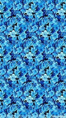 blue green flower wallpaper iphone bright blue flower montage iphone wallpapers floral