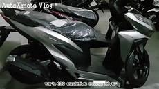 Variasi Vario 2018 by Honda Vario 150 Exclusive Matte Silver New 2018