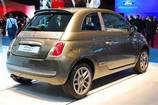 Co Branding Fiat 500 By Diesel Limited Edition
