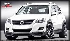 vw tiguan 5n tuning lltek expands vw kit styling to include caractere for