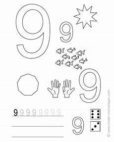 Kinder Malvorlagen Zahlen Lernen Malvorlagen Vorschule Kostenlos Herunterladen Zeichnen