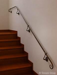 corrimano in ferro battuto per scale interne tessaro ringhiere per scale interne