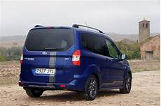 Opini 243 N Y Prueba Ford Tourneo Courier 1 0 Ecoboost Sport