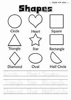 esl worksheets shapes 1099 shapes done แบบฝ กห ดคำศ พท คณ ตศาสตร ช นประถม การศ กษา