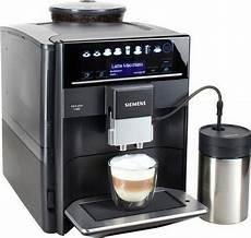 siemens kaffeevollautomat eq 6 plus s400 te654509de mit