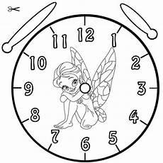 Malvorlagen Uhren Kostenlos Ausmalbild Uhrzeit Lernen Ausmalbild Elfe Kostenlos