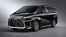 all new lexus lm is a luxurious minivan you ll actually