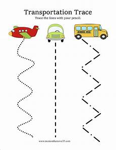 transportation activities for preschoolers mom the move
