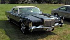 File 1969 Lincoln Continental Iii Jpg Wikimedia Commons