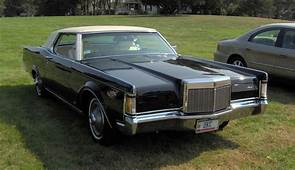 Lincoln Continental Mk IV  Information And Photos MOMENTcar
