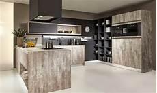 une cuisine moderne bois et noir mon coup de coeur du