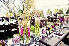 decoration pour fleur dodeco centres de table avec fleurs immerg 233 es