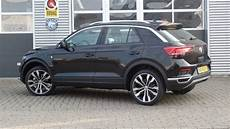 Volkswagen New 2018 T Roc Style Black Pearl 19 Inch