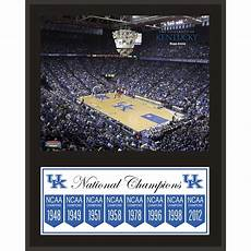 kentucky wildcats 12 quot 15 quot legacy sublimated plaque