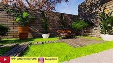 Tips Desain Taman Mini Dengan Modal Pas Pasan