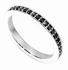black diamond wedding ring band 0 25 carats womens 14k