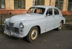 GAZ 23  Legendary Soviet Special Car Russian Traditions